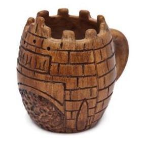 Suvenir ŠOLJA, tvrđava, keramika, D, Niš