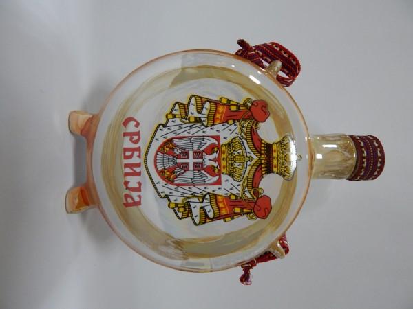 Suvenir ČUTURICA, keramika, M, mala, preslikač, Srbija
