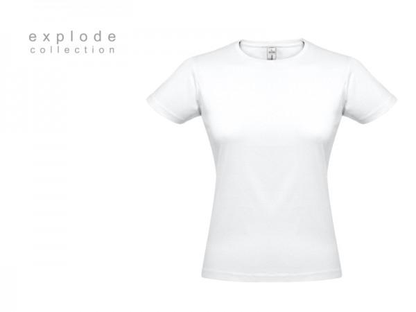Suvenir MAJICA, ženska, tekstil, bela, Mensa Srbije