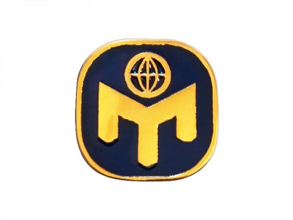 Suvenir ZNAČKA, metal, logo, Mensa Srbije