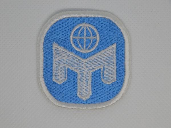 Suvenir ŠEVRON, tekstil, vez, znak, Mensa Srbije