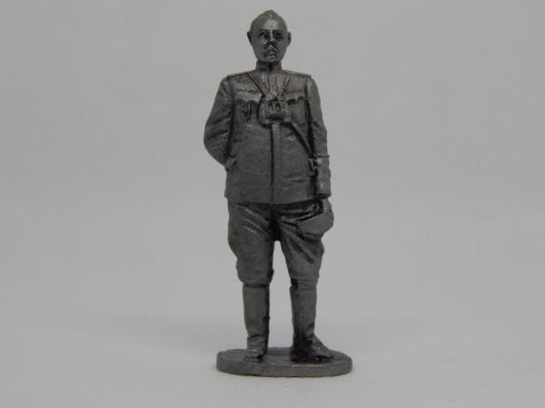 Suvenir FIGURA, metal, 60 mm, Veliki rat, major Dragutin Gavrilović
