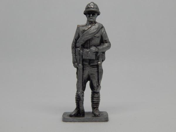 Suvenir FIGURA, metal, 60 mm, Veliki rat, Srpski vojnik Solunski front 1916-1918