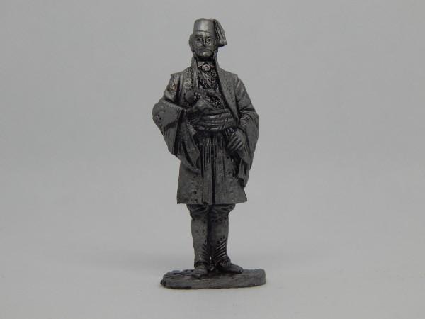 Suvenir FIGURA, metal, 60 mm, hajduk Veljko Petrović