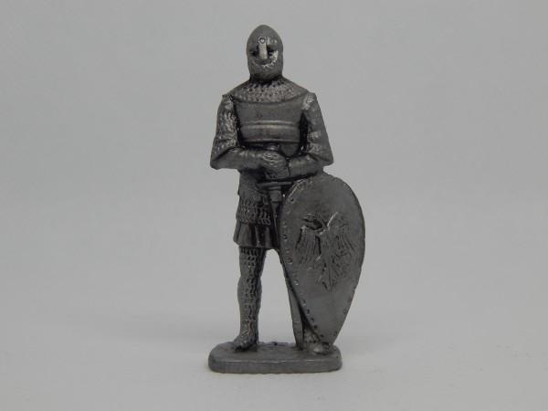 Suvenir FIGURA, metal, 60 mm, srpski vitez XIII vek