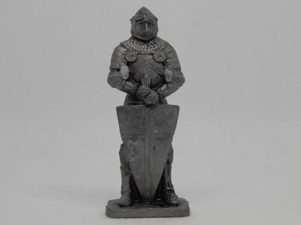 Suvenir FIGURA, metal, 60 mm, srpski vitez XV vek