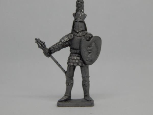 Suvenir FIGURA, metal, 60 mm, srpski vitez Balšić