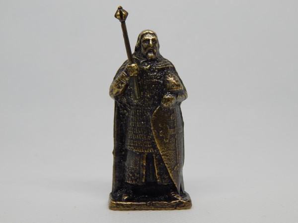 Suvenir FIGURA, metal, 58 mm, veliki župan Stefan Nemanja