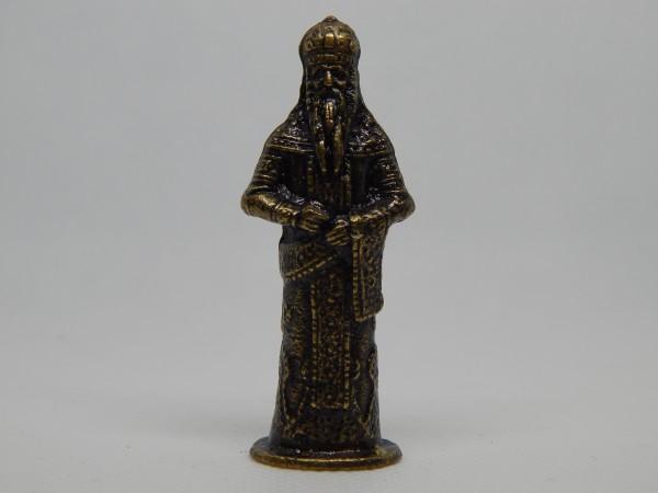 Suvenir FIGURA, metal, 58 mm, kralj Milutin
