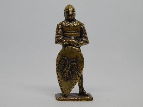 Suvenir FIGURA, metal, 58 mm, srpski vitez XIII vek