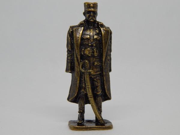 Suvenir FIGURA, metal, 58 mm, Veliki rat, vojvoda Živojin Mišić