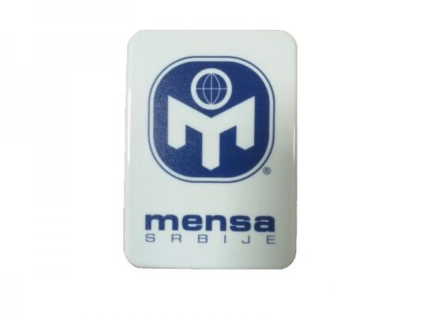 Suvenir MAGNET, klirit, 50x70, foto print, Mensa Srbije
